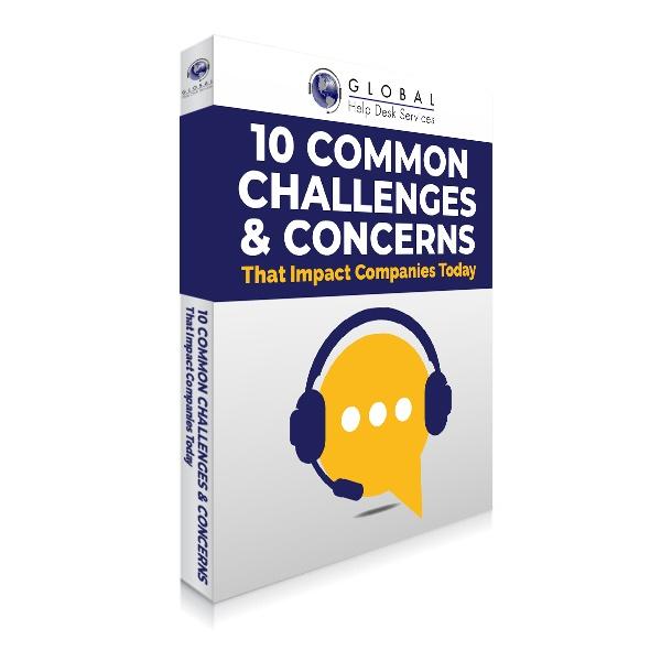 Help Desk Concerns eBook Image